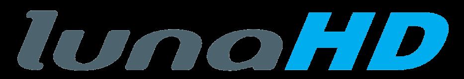 lunaHD - Logo